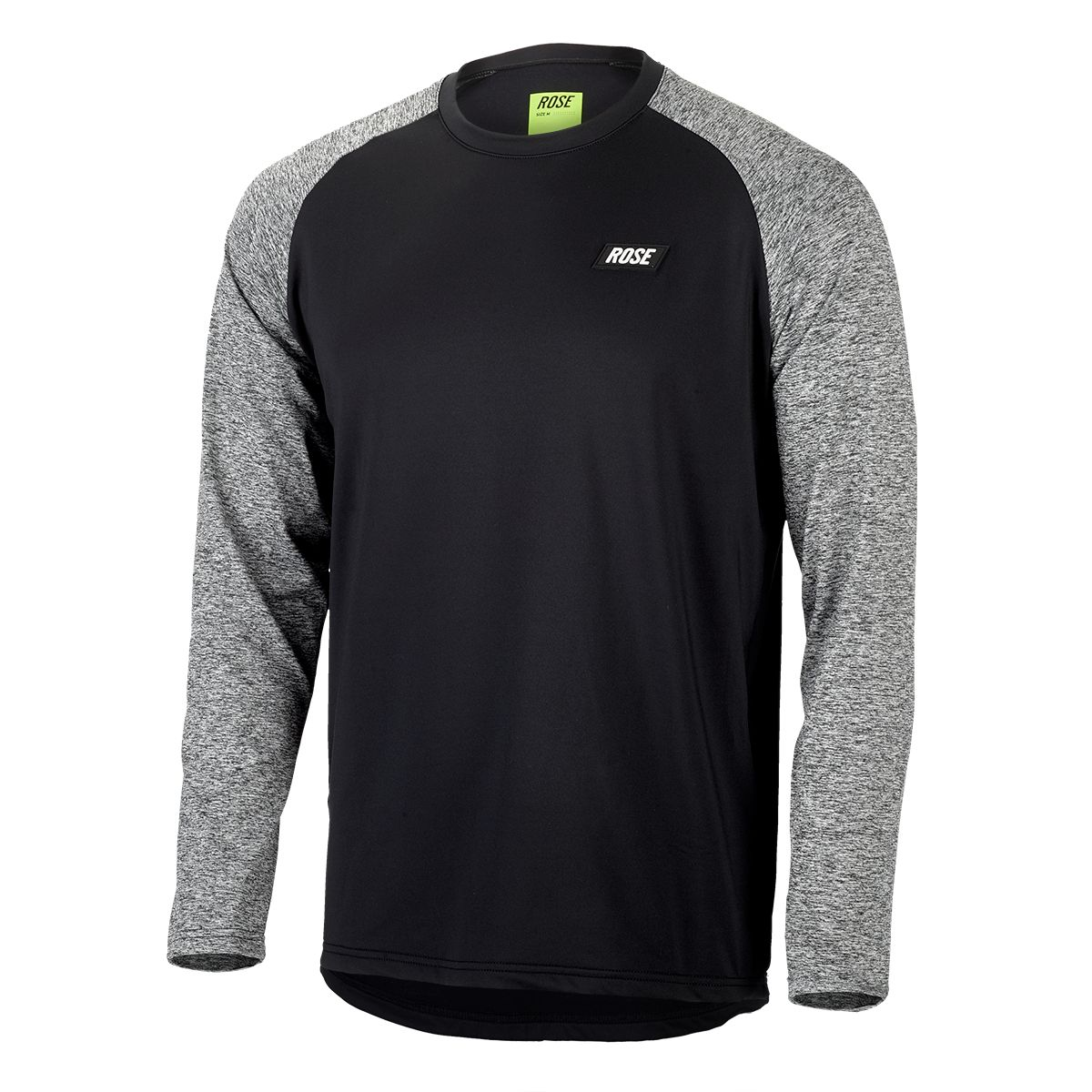 HEATHER thermal long sleeve shirt