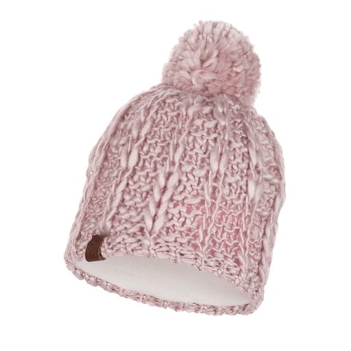 Liv Knitted & Polar Fleece Hat