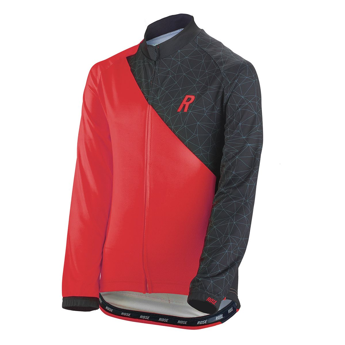DESIGN IV kids' thermal long sleeve jersey