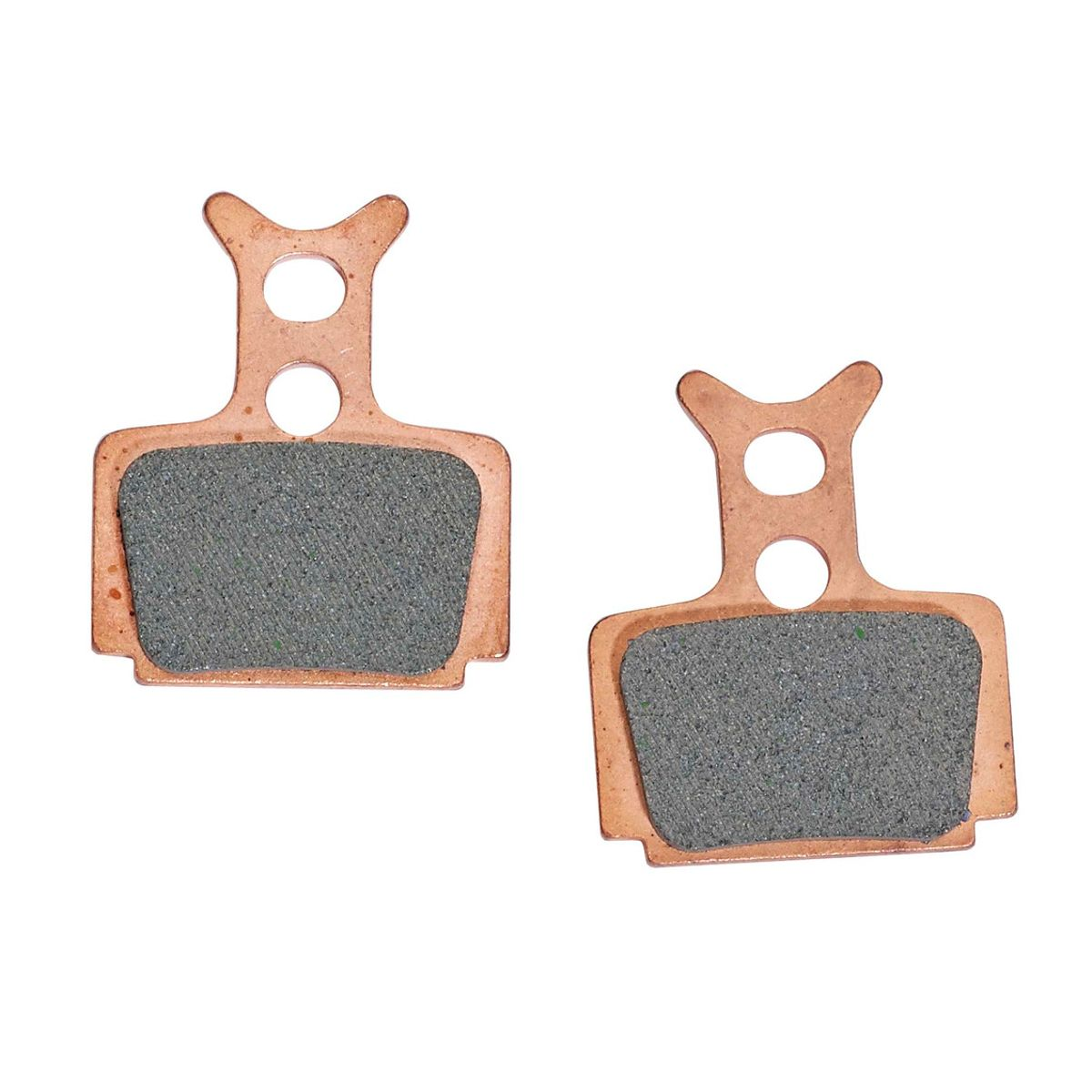The One disc brake pads sintered