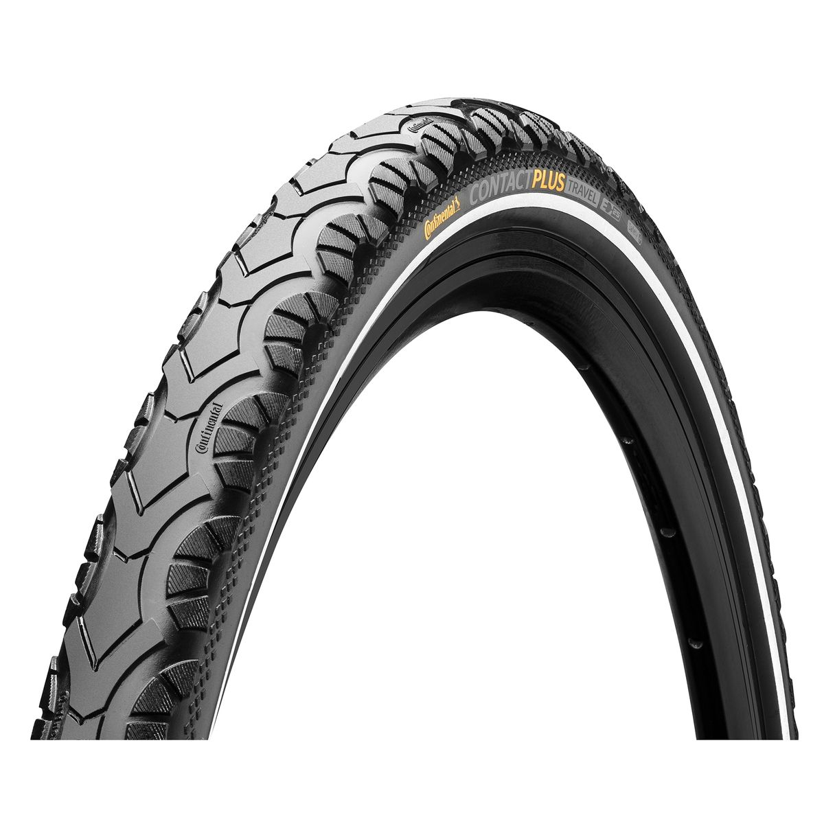Contact Plus Travel Reflex tyre