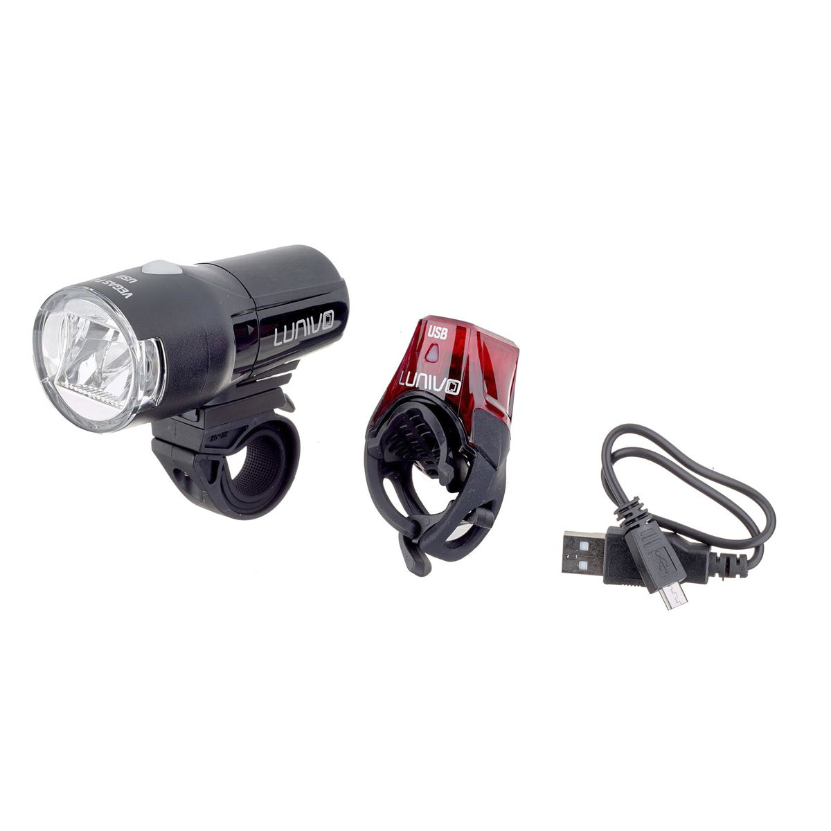 Vegas F40 USB and Vegas R II USB LED light set
