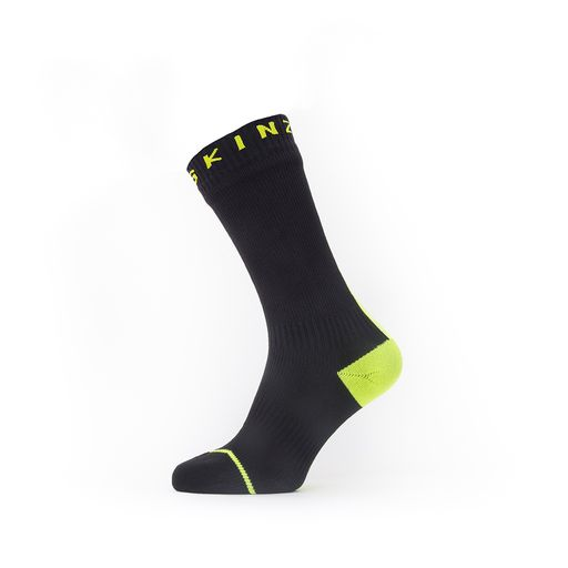 WATERPROOF ALL WEATHER MID LENGTH SOCKS WITH HYDROSTOP