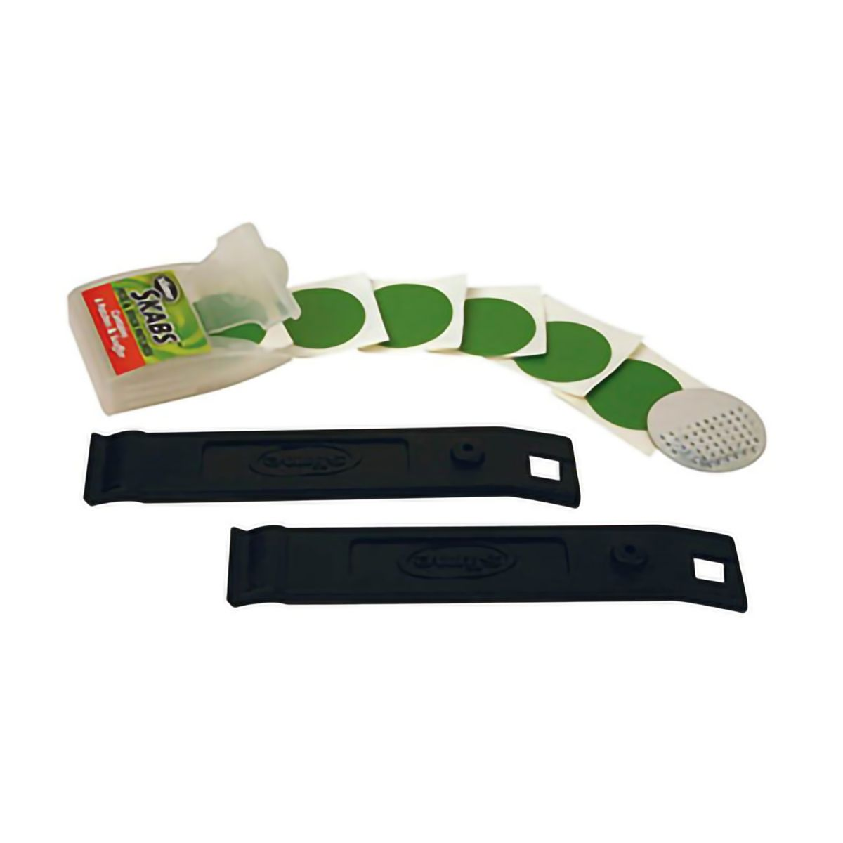 Slime Skabs self-adhesive patches and tyre lever kit | Repair Kit