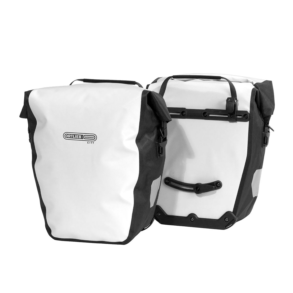 Back Roller City set of two pannier bags