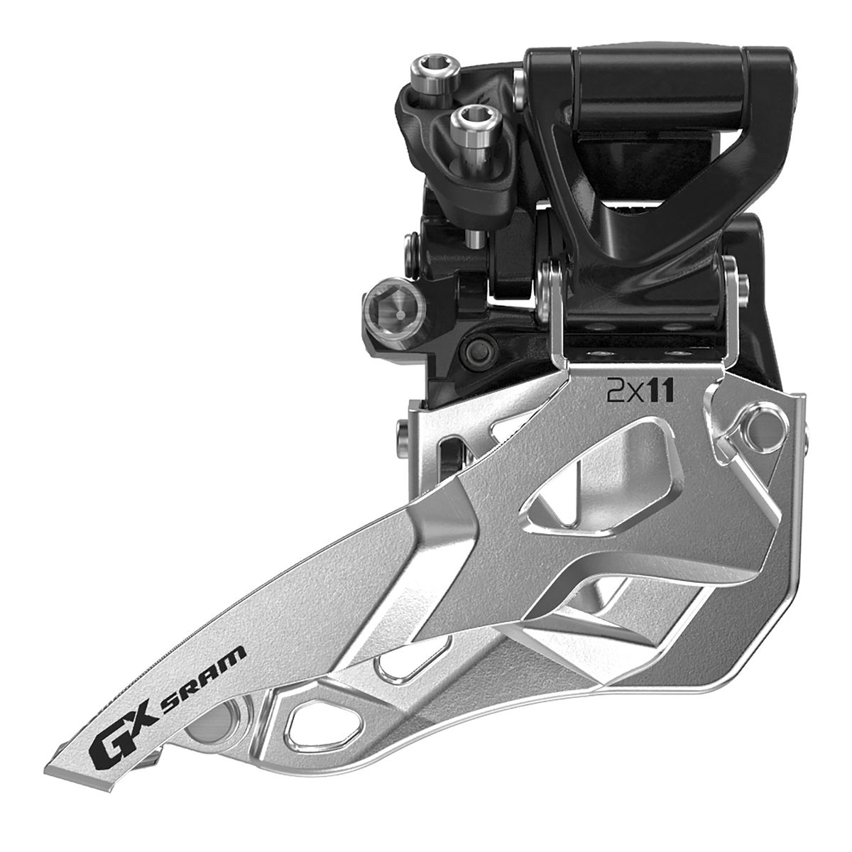 GX 2 x 11 High clamp MTB front derailleur