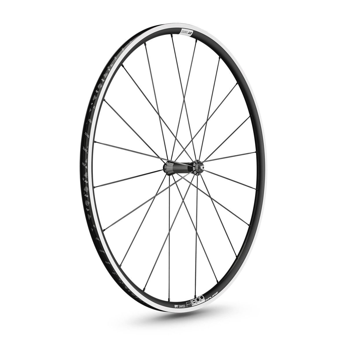 P 1800 Spline 23 road front wheel 28