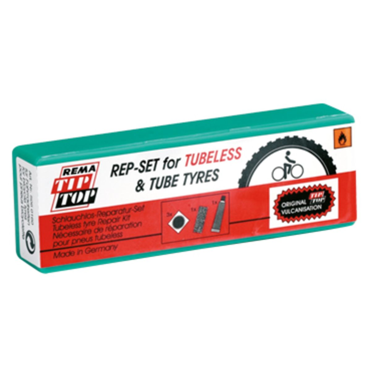 repair kit for tubeless tyres