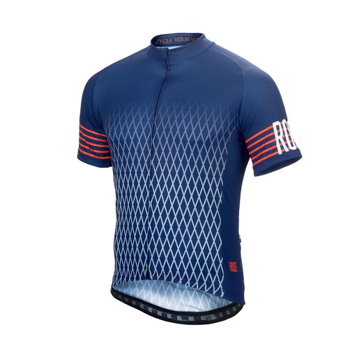 RETRO II cycling jersey