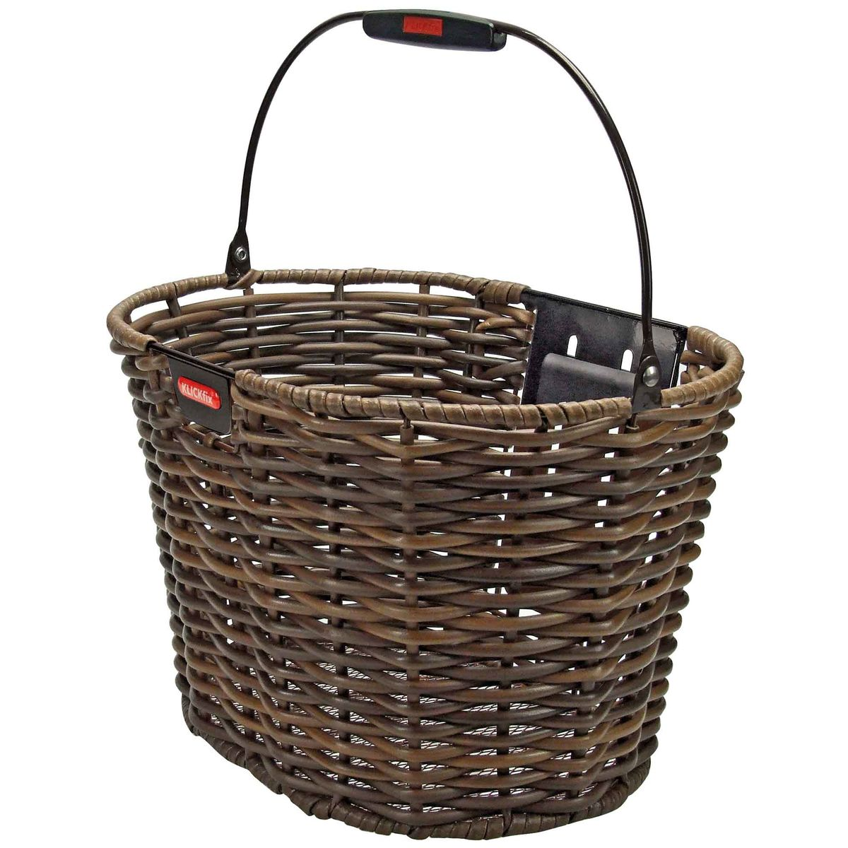 STRUCTURA OVAL front bicycle basket