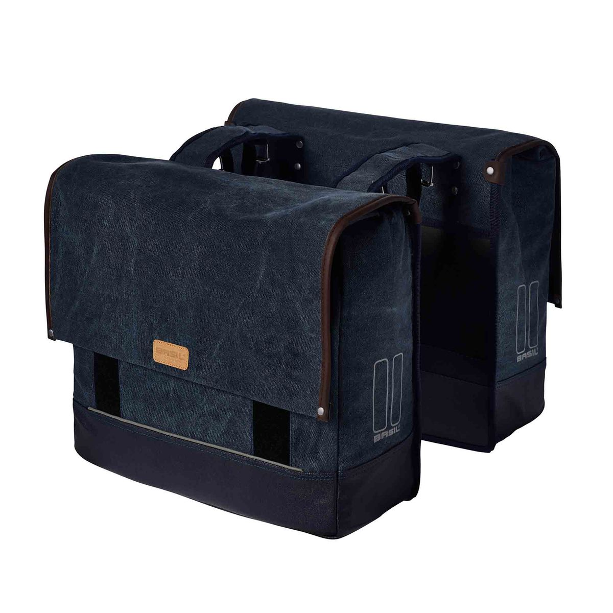BASIL URBAN FOLD DOUBLE BAG double pannier | City