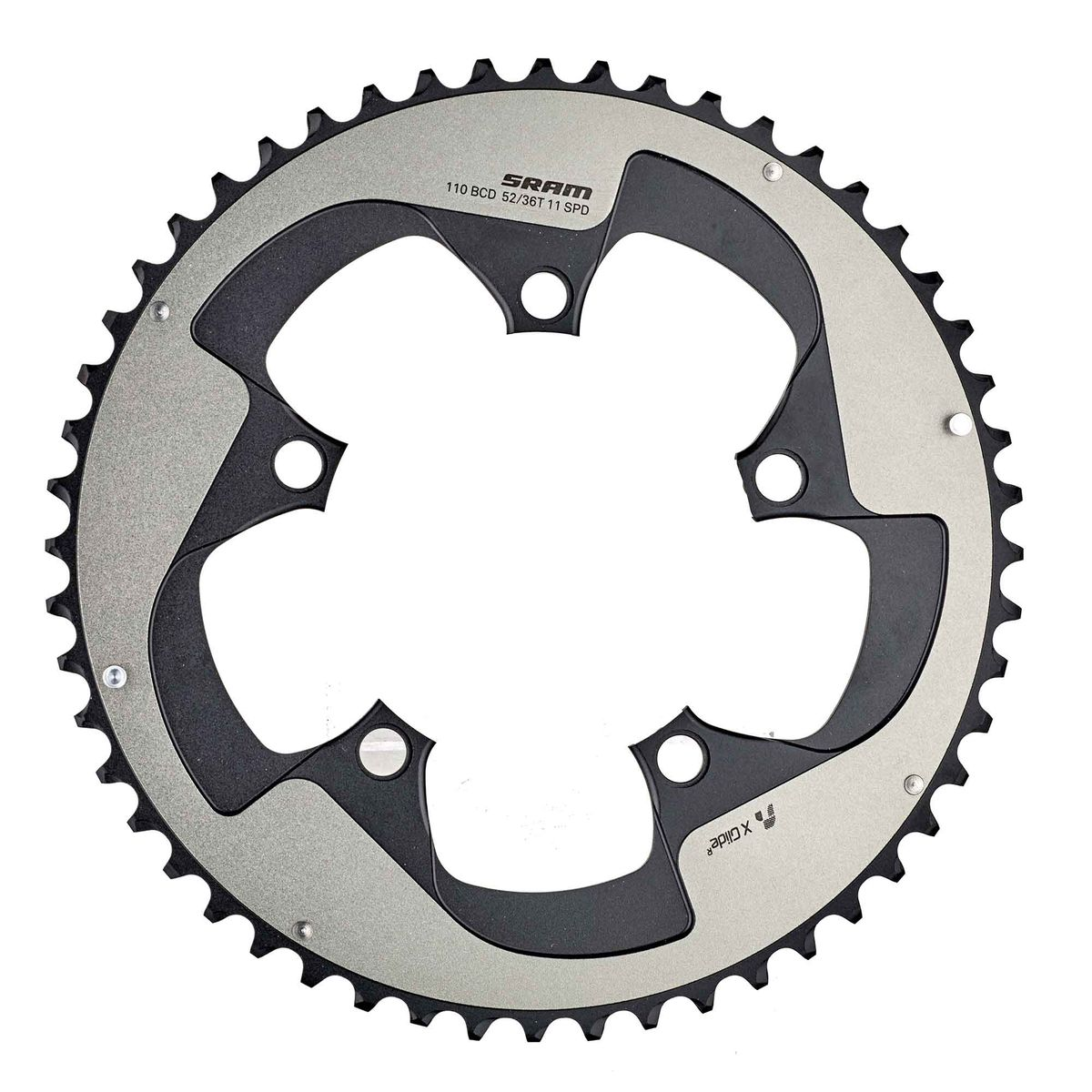 Red 22 chainring