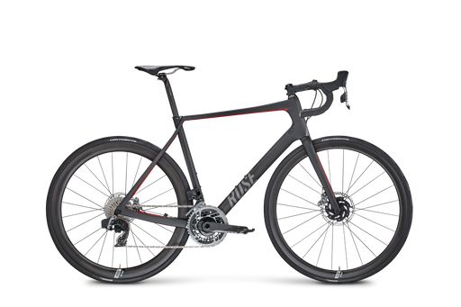 TEAM GF SIX DISC Red eTap AXS