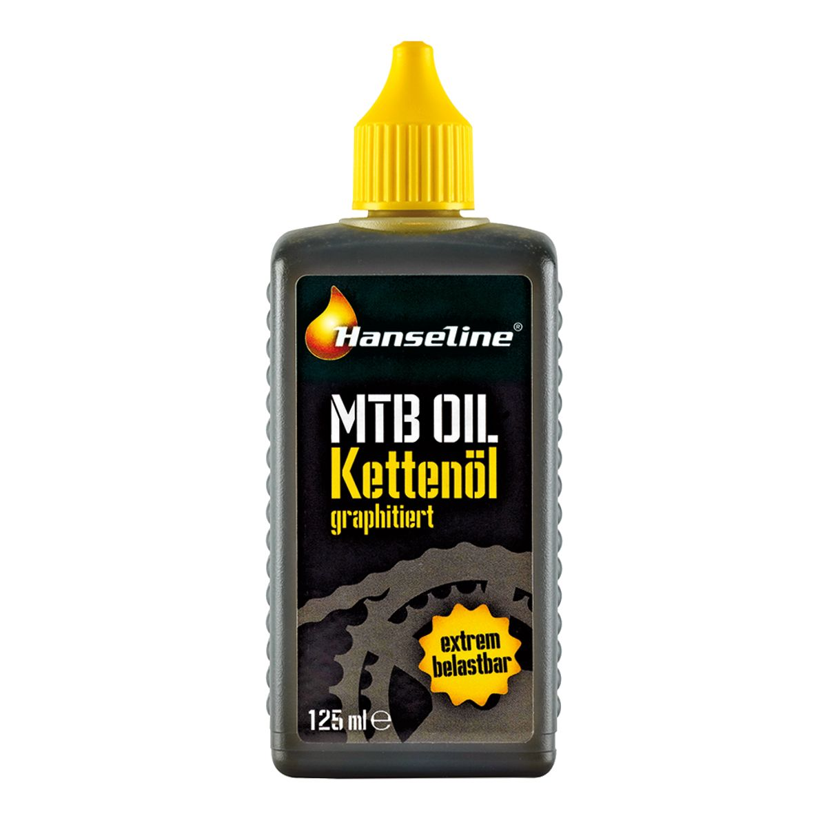 Hanseline MTB chain oil with added graphite | polish_and_lubricant_component