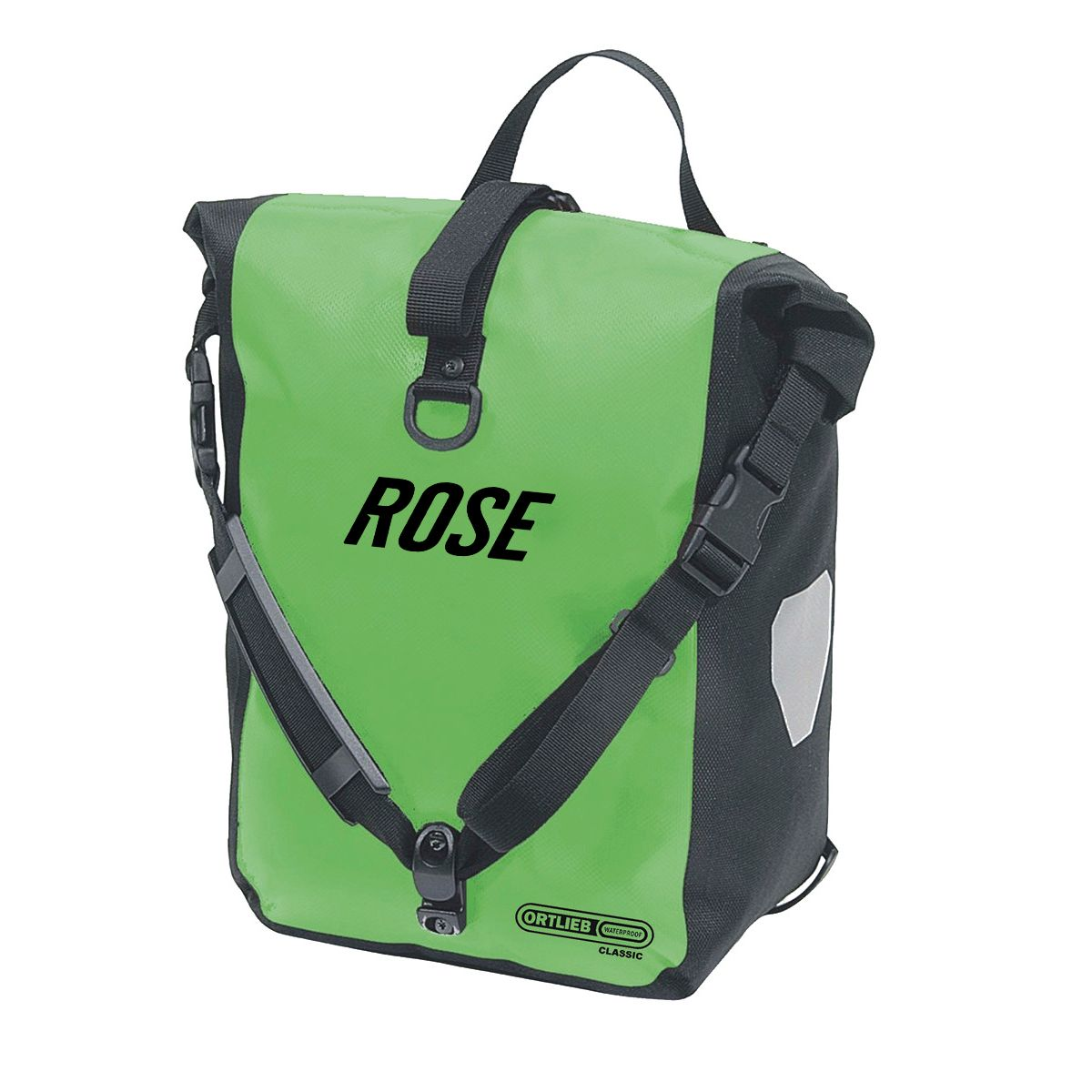 CLASSIC/ROSE Sport Roller set of two pannier bags