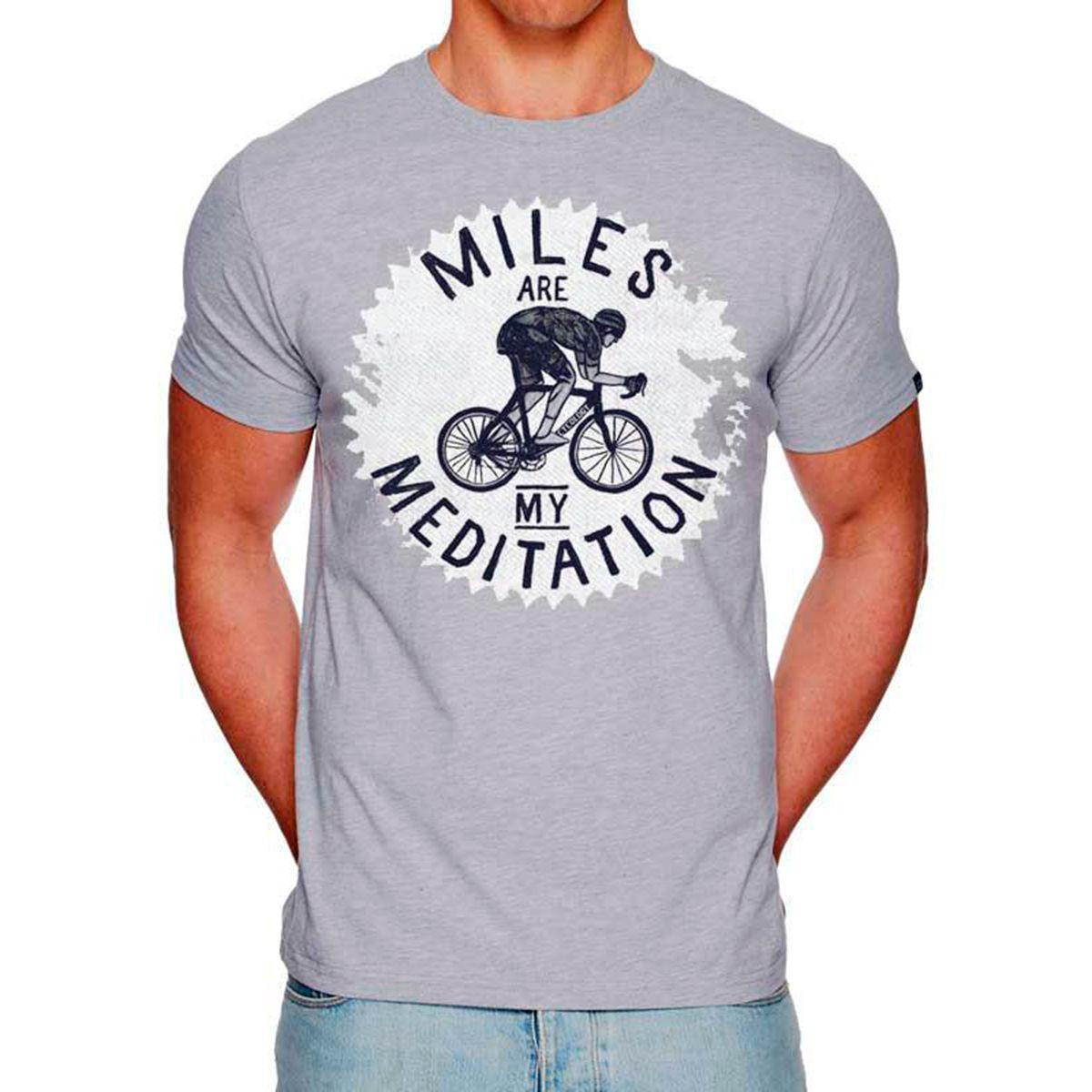 MILES ARE MY MEDITATION T-Shirt