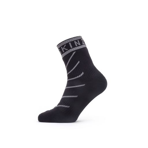 WATERPROOF WARM WEATHER ANKLE SOCKS WITH HYDROSTOP