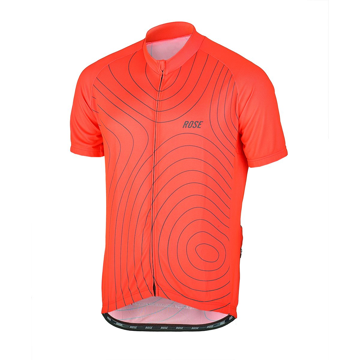 ROSE CONTOUR LINES Cycling Jersey | Trøjer