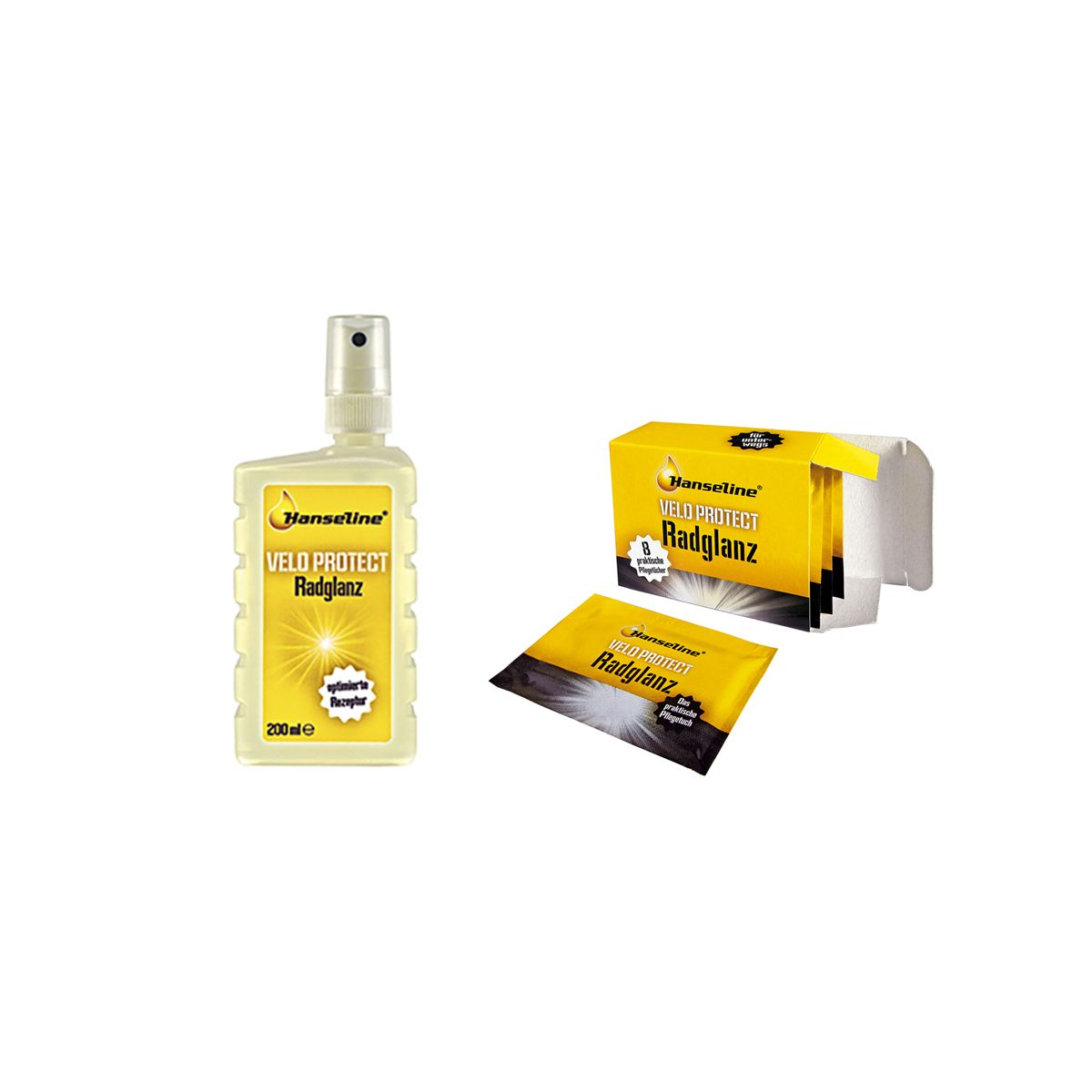Hanseline Velo Protect Radglanz bike cleaner | polish_and_lubricant_component