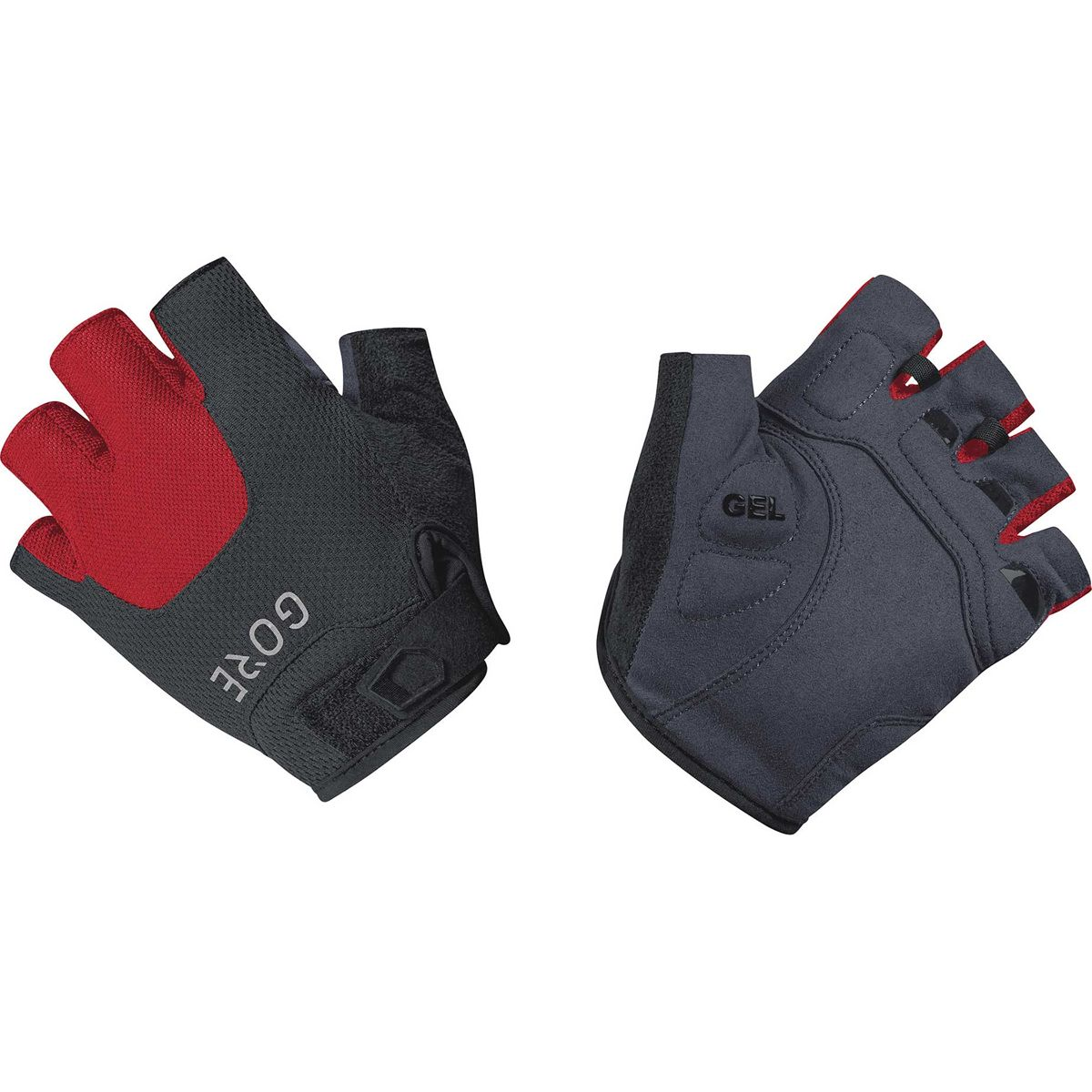 C5 SHORT FINGER TRAIL GLOVES