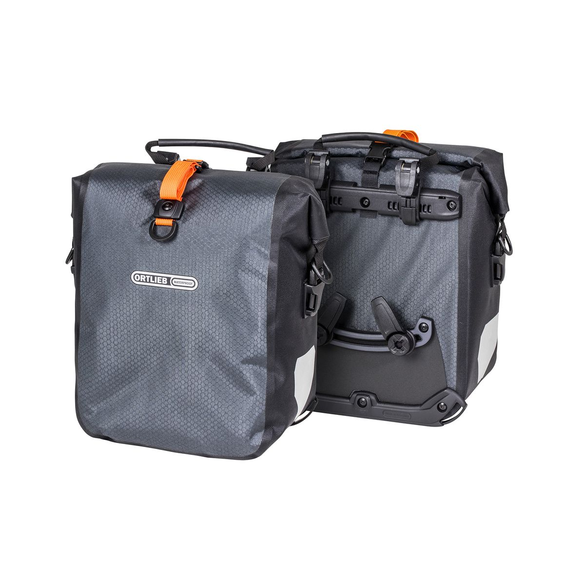 BIKE PACKING GRAVEL-PACK Set of Two Pannier Bags