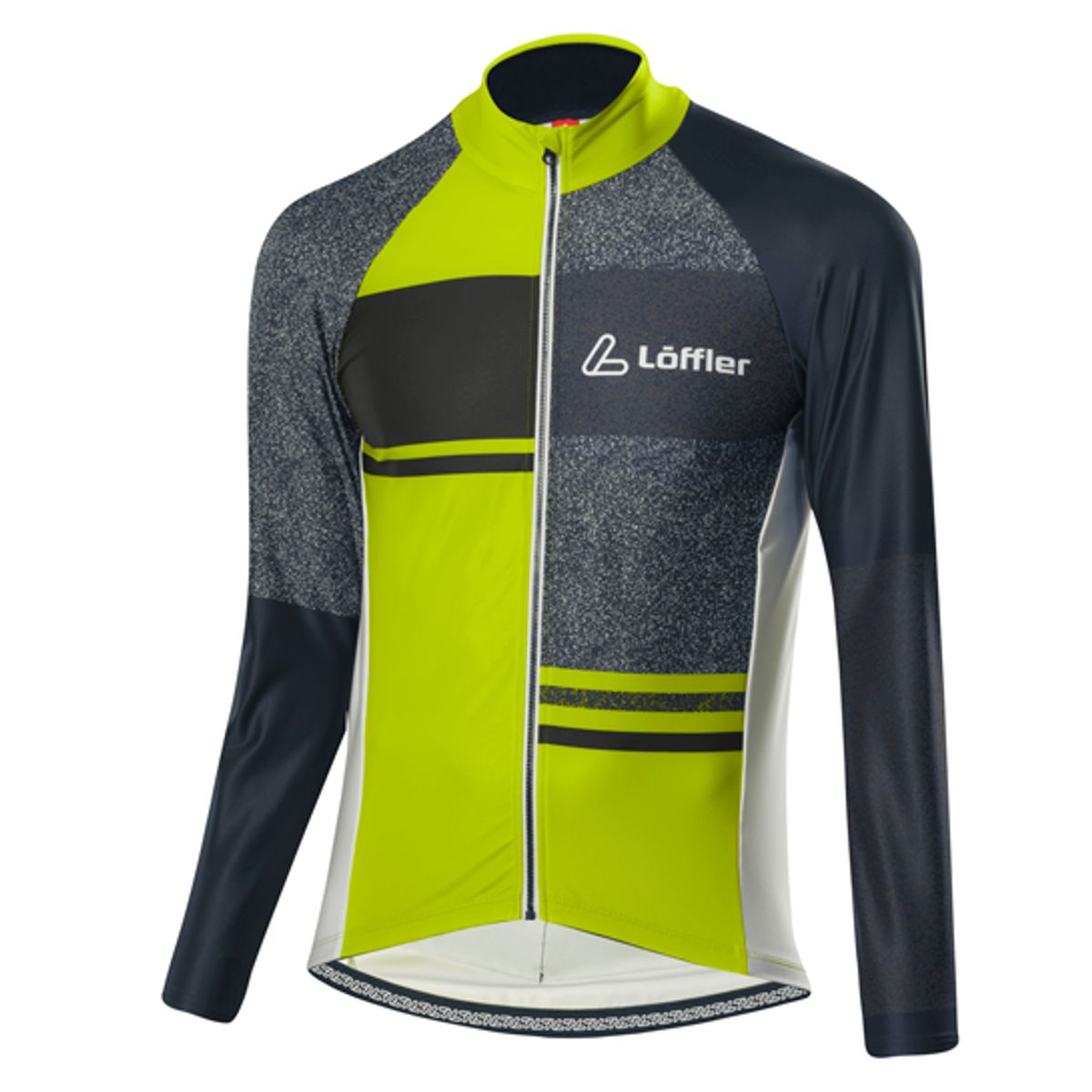 MEN'S LONG SLEEVE DIZZY Thermal Jersey