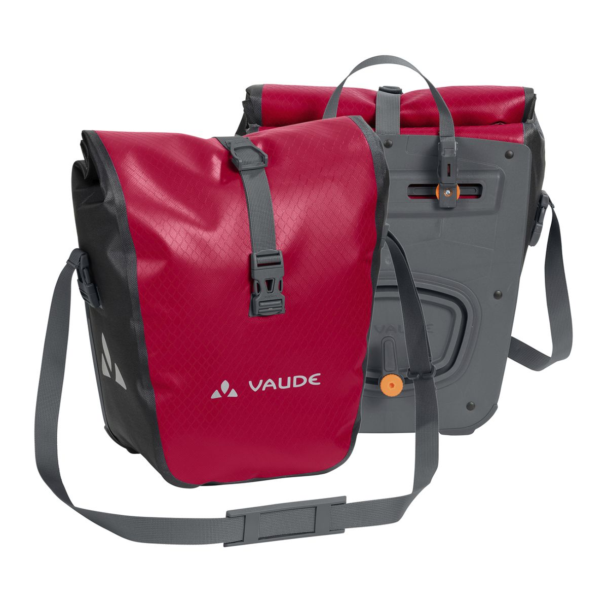 AQUA FRONT II set of two pannier bags