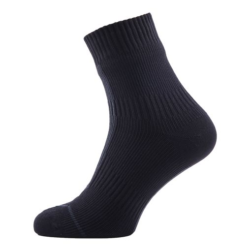 ROAD ANKLE HYDROSTOP waterproof merino socks