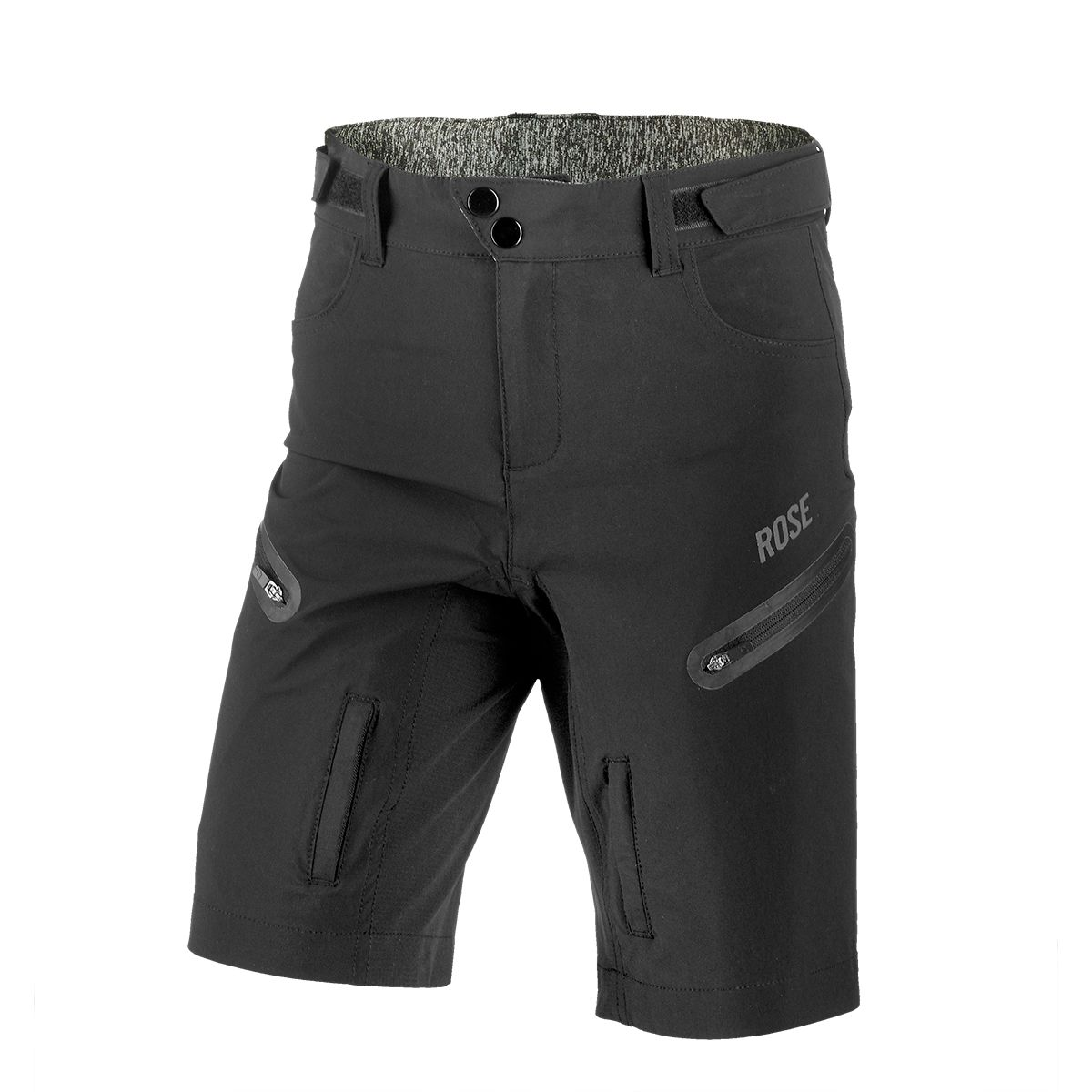 4 WAY HEATHER KIDS Cycling Shorts