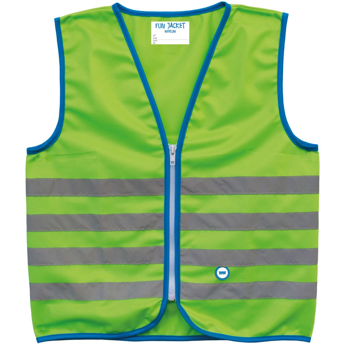 WOWOW FUN JACKET children's reflective vest | Veste