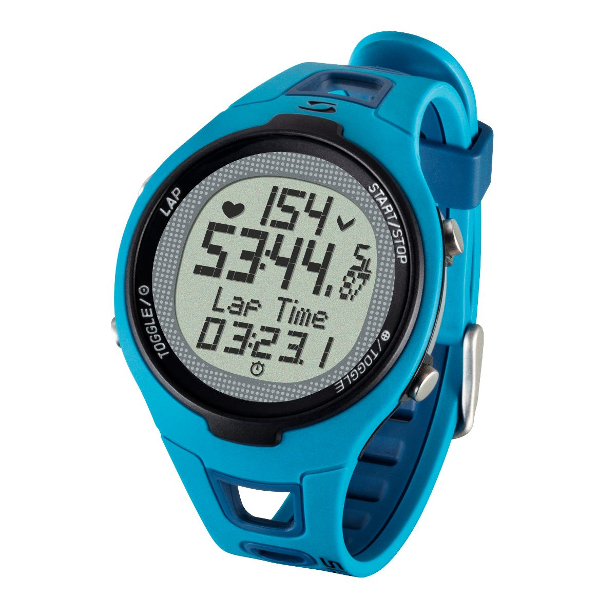PC 15.11 heart rate monitor watch with chest strap