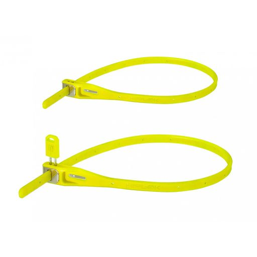 Z-Lok steel core cable tie lock 2-pack