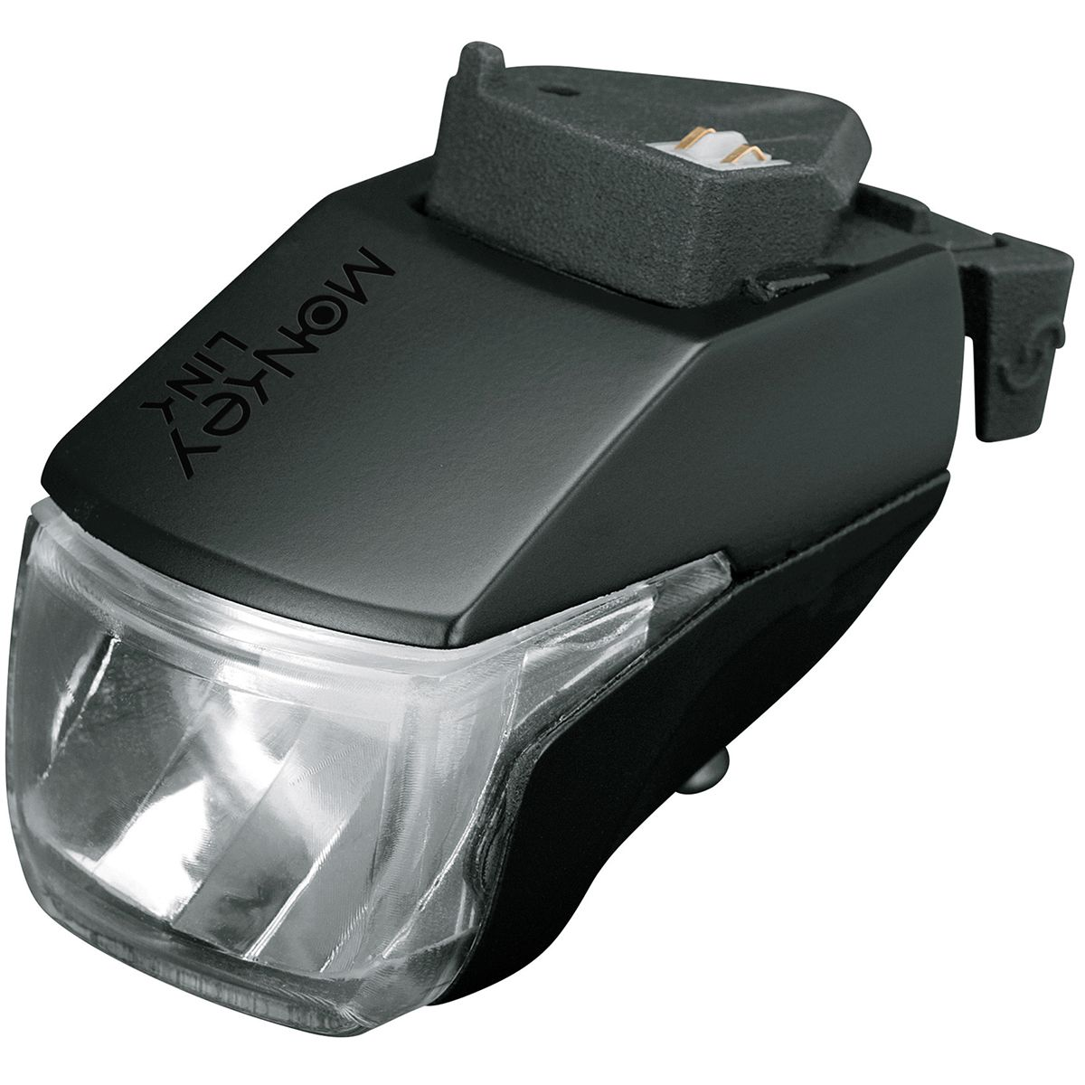 MonkeyLink MonkeyLight 70 RECHARGE front light MTB | Hjelmlygter