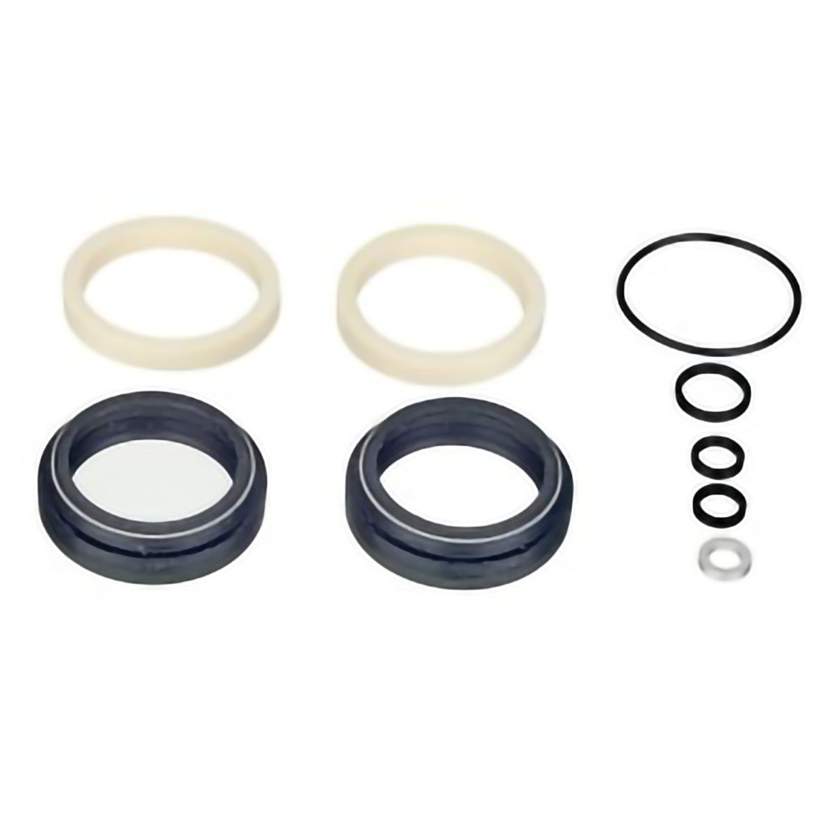 Dust Wiper seal kit for 36er (without flange)