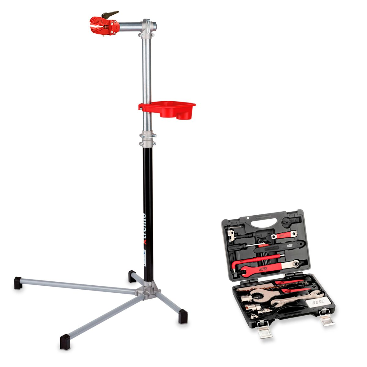 S 1300 workstand set incl. All2gether tool box