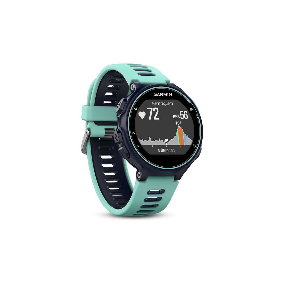 Buy Garmin Forerunner 735xt Gps Running Watch Rose Bikes