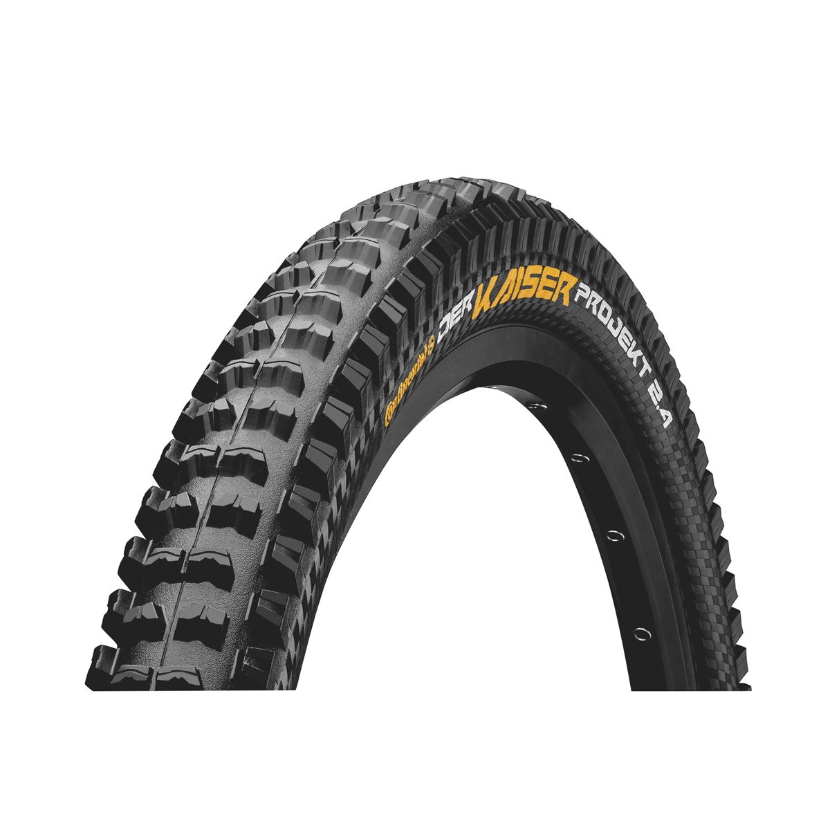 Continental Der Kaiser Projekt 2.4 ProTection Apex MTB tyre | Tyres