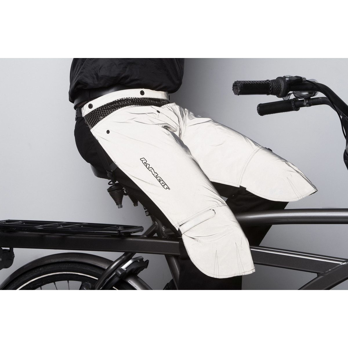 RAINLEGS Rainlegs Reflective rain protection | Trousers