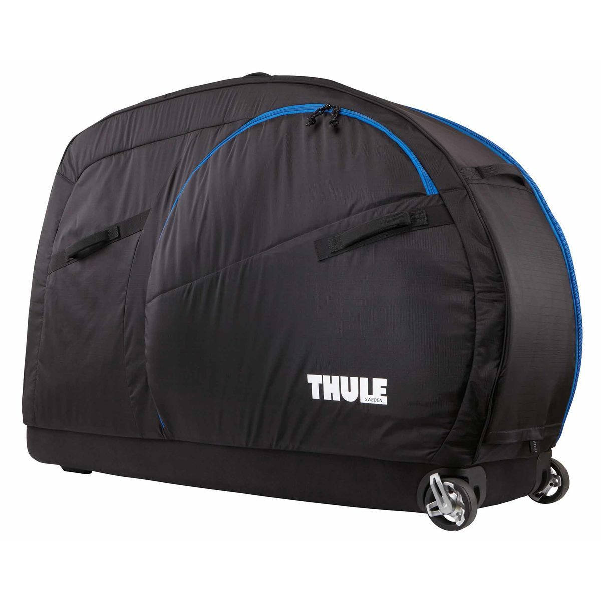 RoundTrip Traveler softshell bike bag