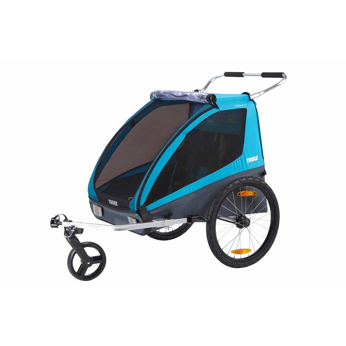 Thule COASTER XT 2 seater kid's trailer | bike_trailers_component