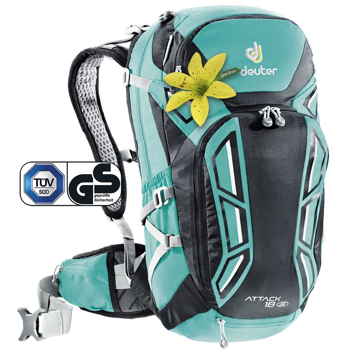 ATTACK 18 SL women's backpack