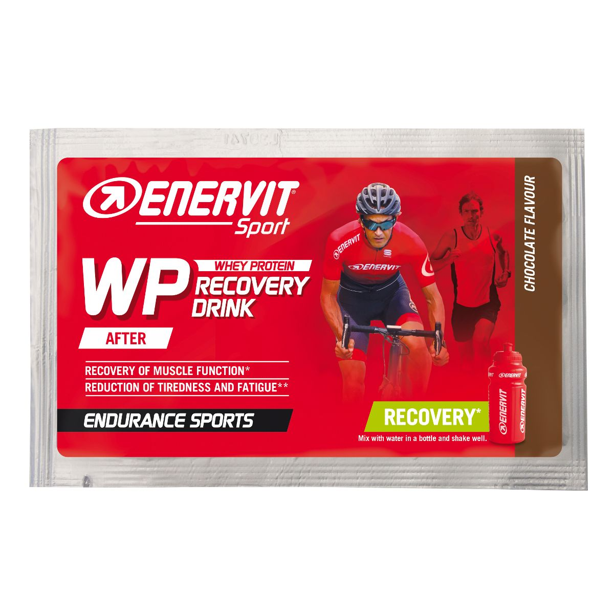 WP Recovery Drink carbohydrate drink powder