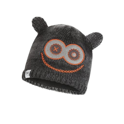Monster Jolly Knitted & Polar Fleece Hat for kids