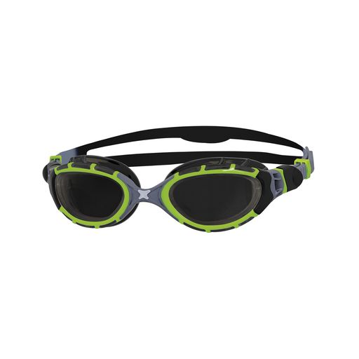 Predator Flex Titanium Reactor Swimming Goggles