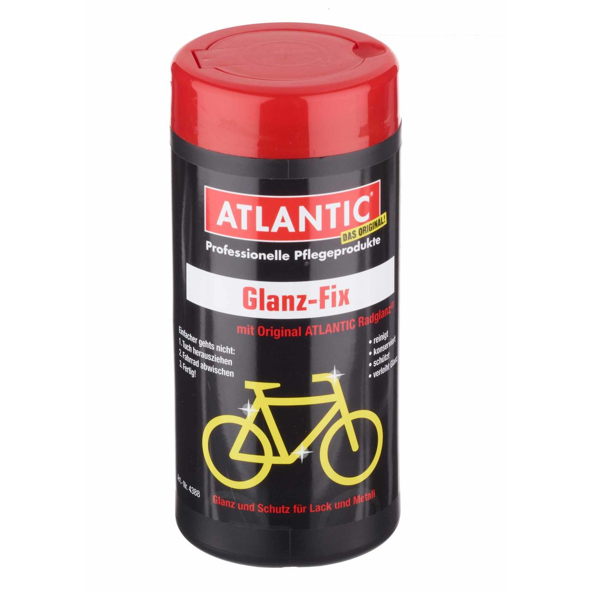 Atlantic Glanz-Fix cleaning wipes | item_misc
