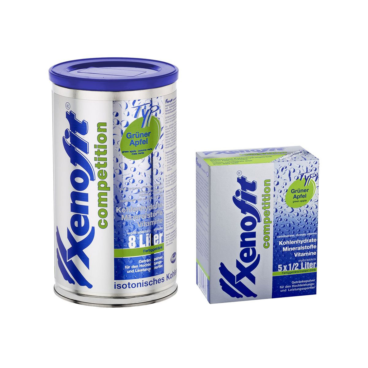 Xenofit competition drink powder | item_misc