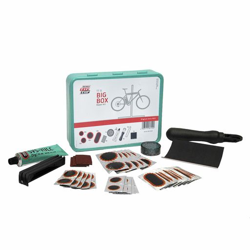 TT15 Big Box puncture repair kit