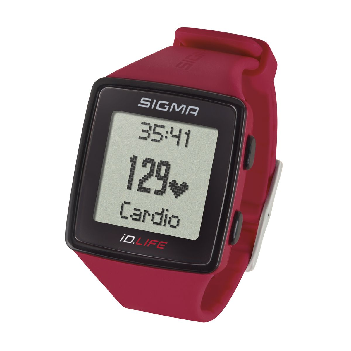 Sigma ID.LIFE heart rate monitor watch incl. activity tracker | Heart rate monitors