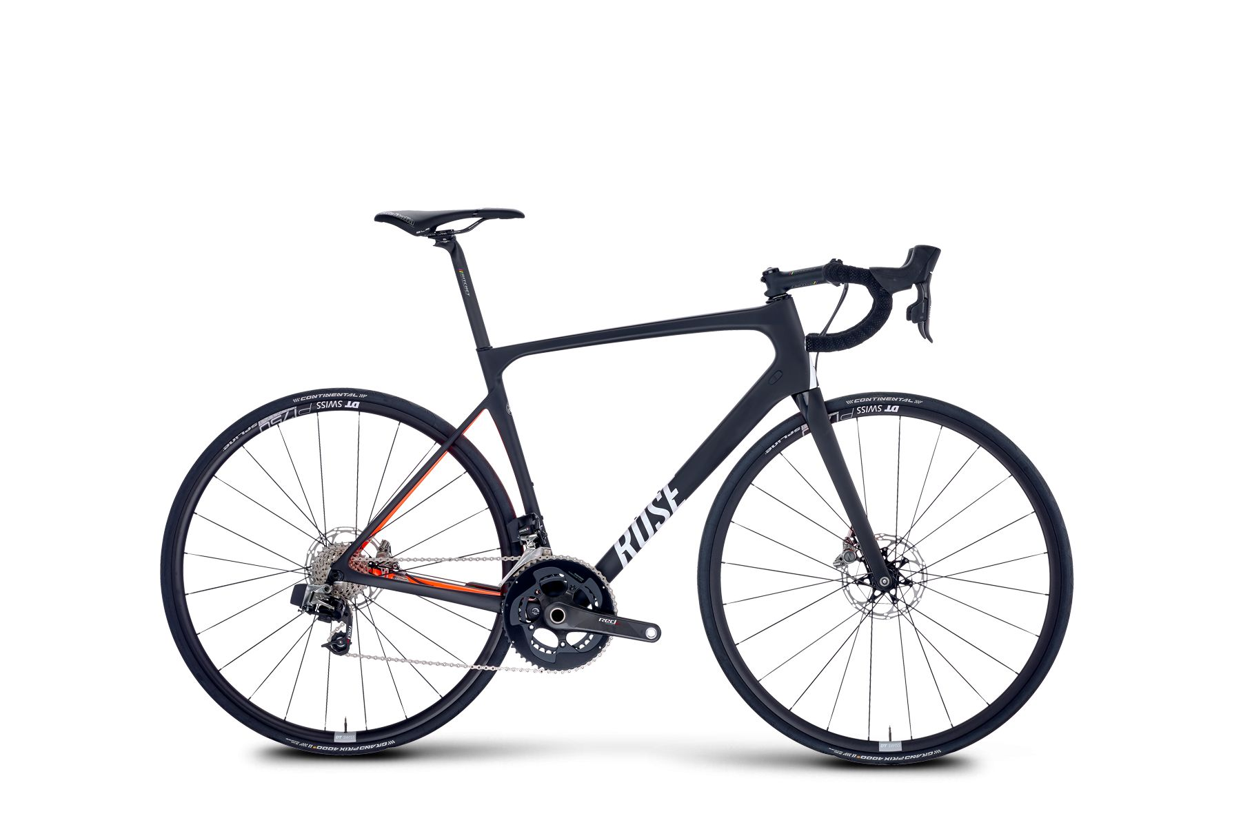 X-LITE FOUR DISC Red eTap Showroom Bike 57cm
