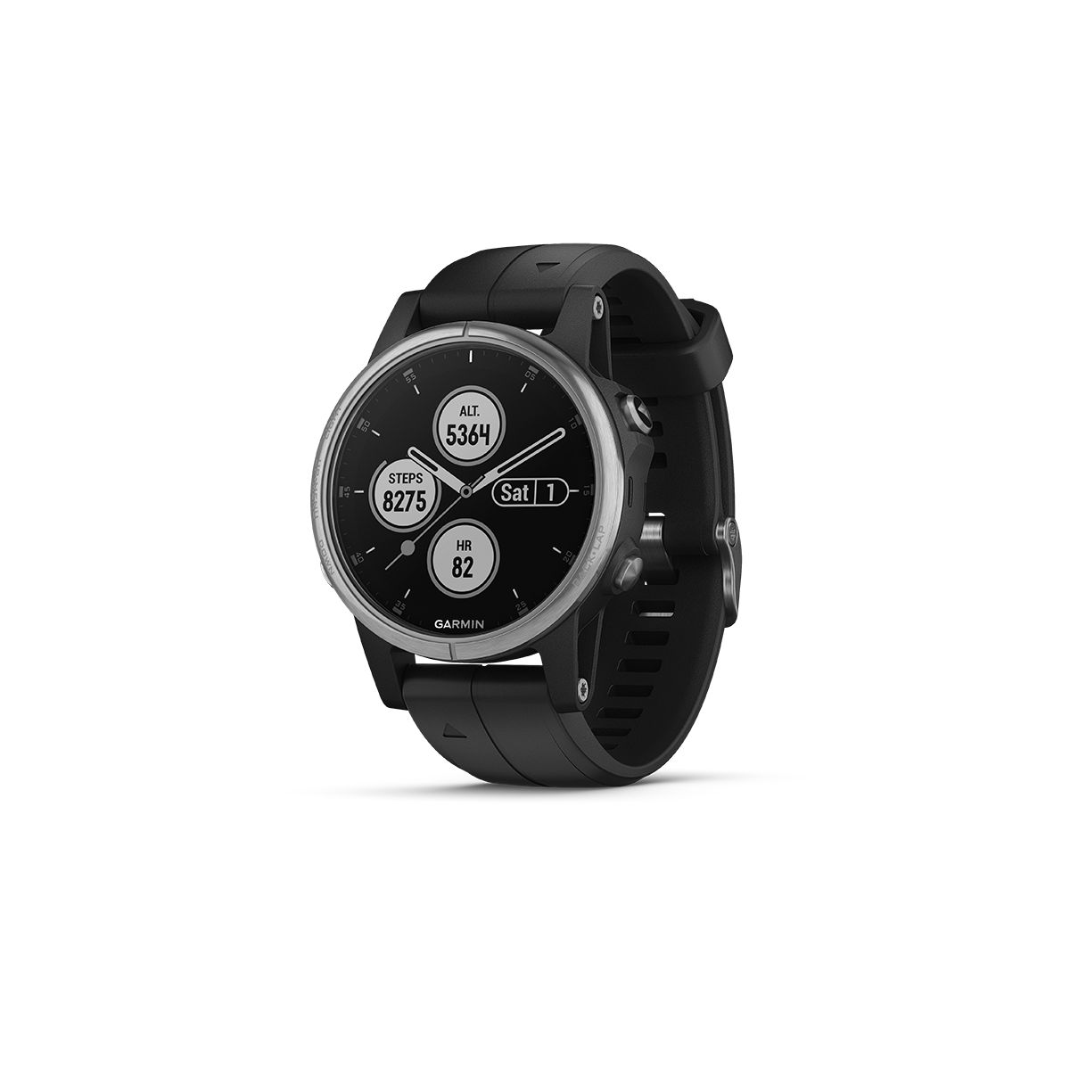 Garmin Fenix 5S Plus GPS multi-sport watch